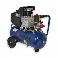 Oro kompresorius stūmoklinis 1 cilindro 220V 24L. FORSAGE
